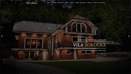 Vila Sokolka referencia