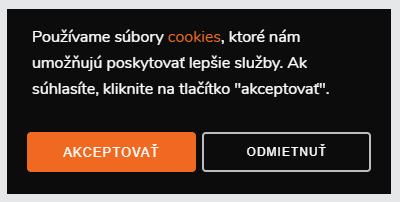 GDPR používanie súborov cookies