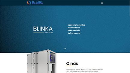 Blinka Air System referencia