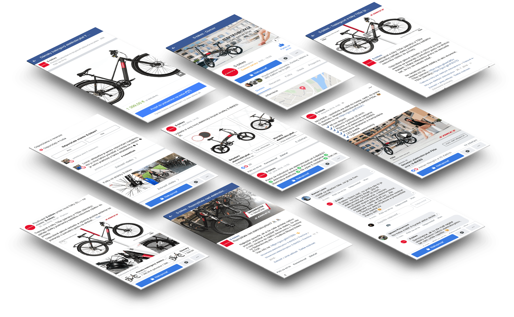 referencia S-bikes facebook